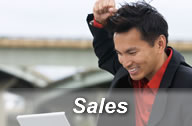 Sales Person using mapping